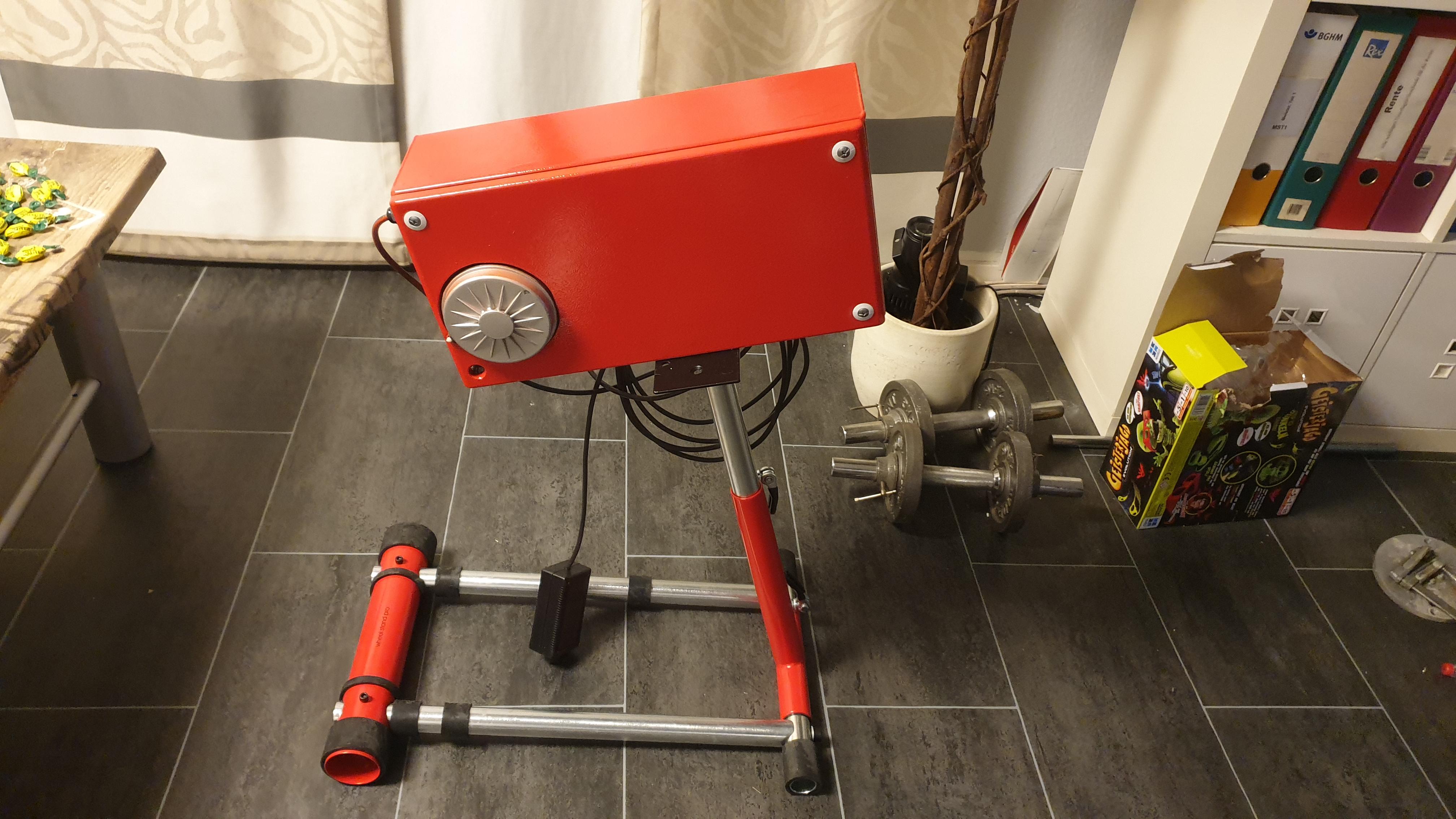 Bauanleitung fickmaschine Fickmaschine selber