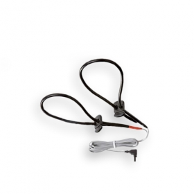 Elektrosex Eichel- und Hodenschlaufen Set