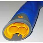 Batteriefach des Delfins