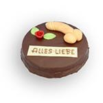 Lucky Dildo Cake Torte