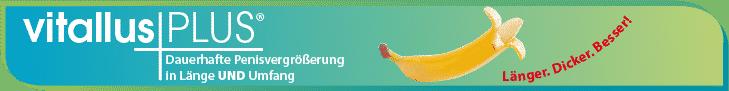 Wirkungsvolle Penisverlängerung mit dem vitallusPLUS