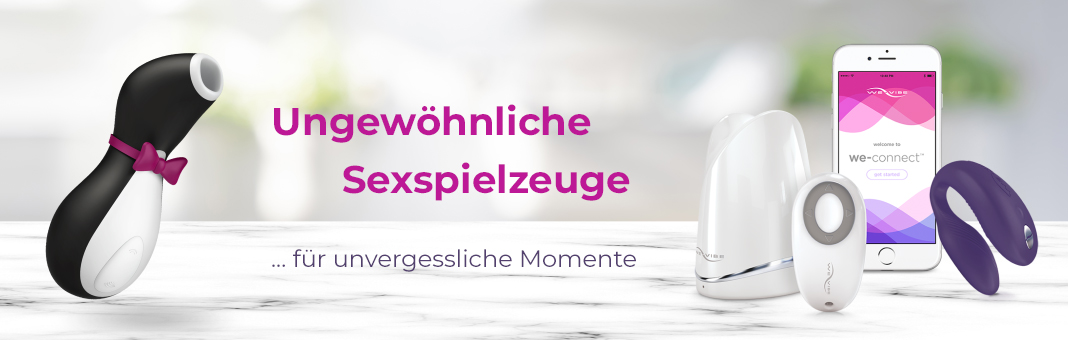 Sexspielzeuge