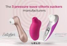 Druckwellen Klitorissauger